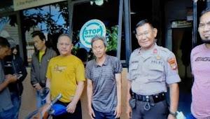 Polisi Amankan 3 Opang peras penumpang 750 rebu