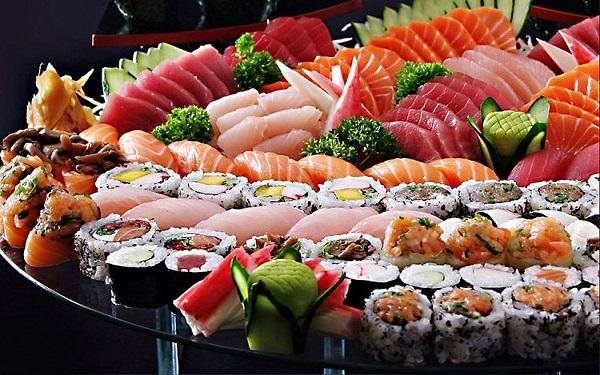 Comida japonesa e seus benefícios (Imagem: Reprodução/Guia da Cozinha)