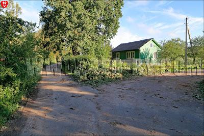Деревня Щомыслица