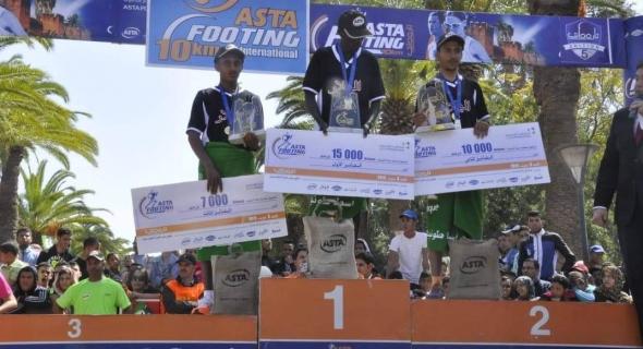 """السباق الدولي لمدينة تارودانت """"أسطا فوتينغ"""" يعود في مارس المقبل بحلة جديدة"""