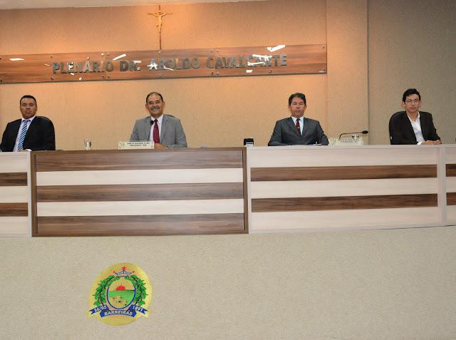 Barreiras: Comissão de Ética é instalada pela Mesa Diretora da Câmara
