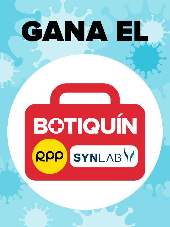 RPP te regala un botiquín completo de SYNLAB -  Sorteo finalizado