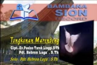 Download Lagu Tongkonan Marendeng (Pdt. Hebron Laga', S.Th)