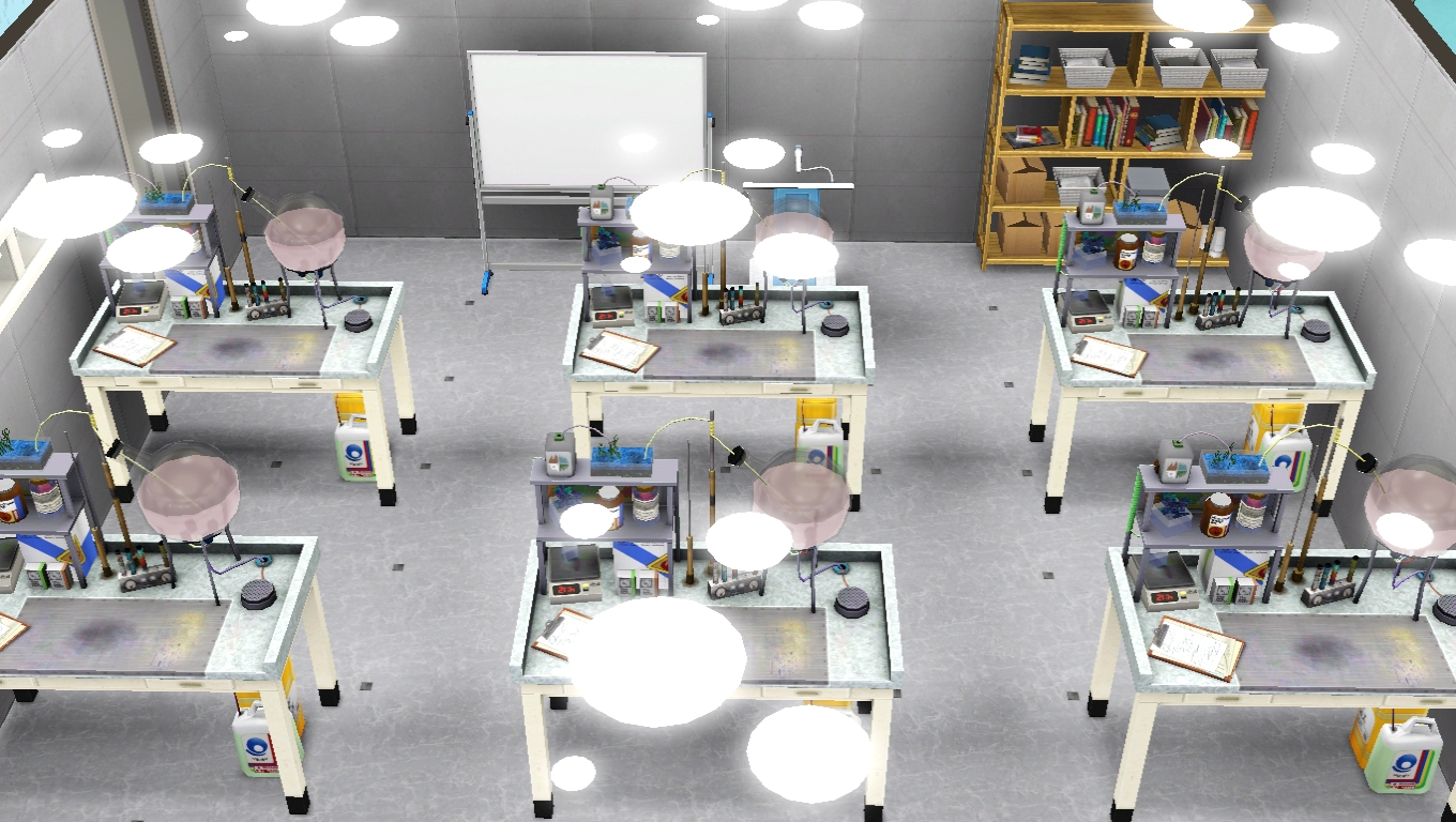 sims 3 chemistry
