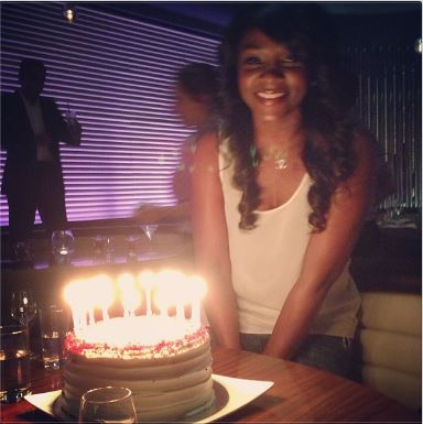 genevieve nnaji birthday party