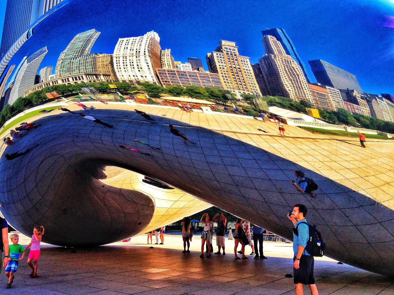 America Roadtrip Day 4 | Chicago Pt. II | Wildberry Brunch, The Bean, Sears Tower, Sight-Seeing