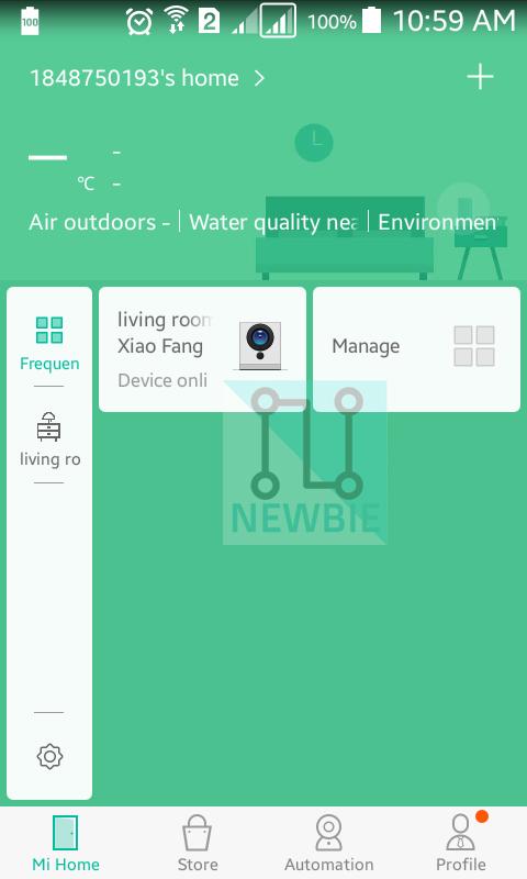 Cara Setting Smart CCTV Ip Xiaomi Xiaofang 1s 1080p - NEWBIE