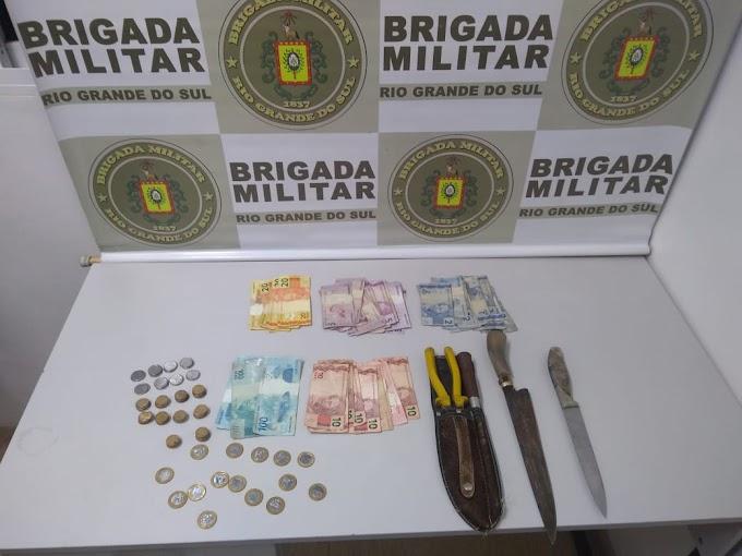 Quatro são detidos por roubo ao pedágio de Gravataí