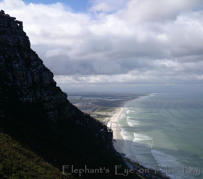 Bailey's Kloof to Muizenberg beach