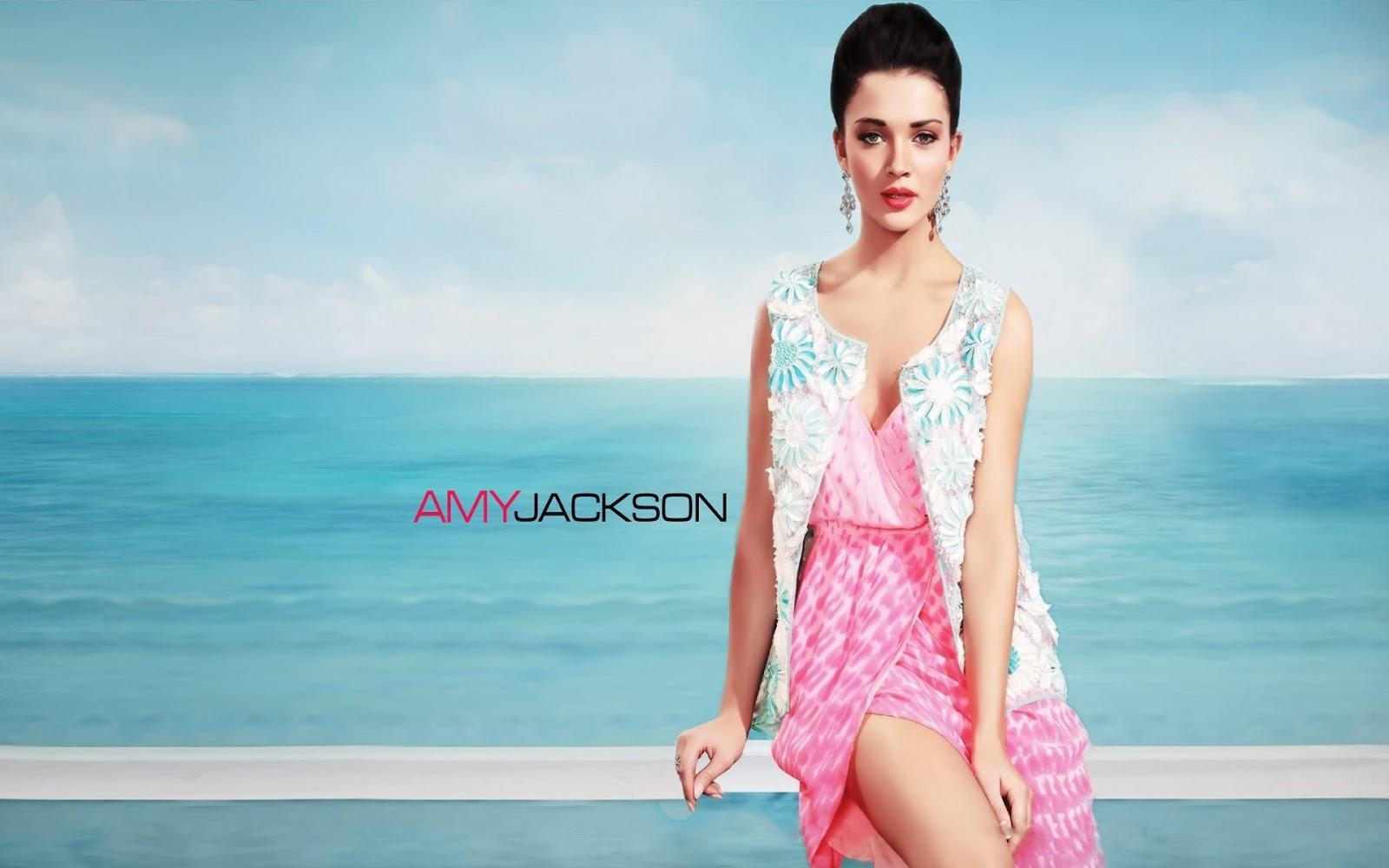 amy jackson wallpapers free