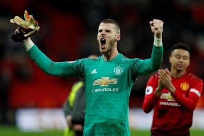Highlight Tottenham 0-1 Man United, 13 Januari 2019