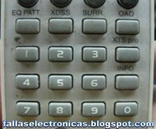 configuracion de equipo lg sin audio