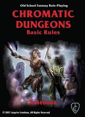 Chromatic Dungeons Basic Rules