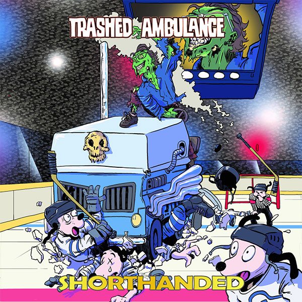 """Trashed Ambulance stream new song """"Open Road"""""""