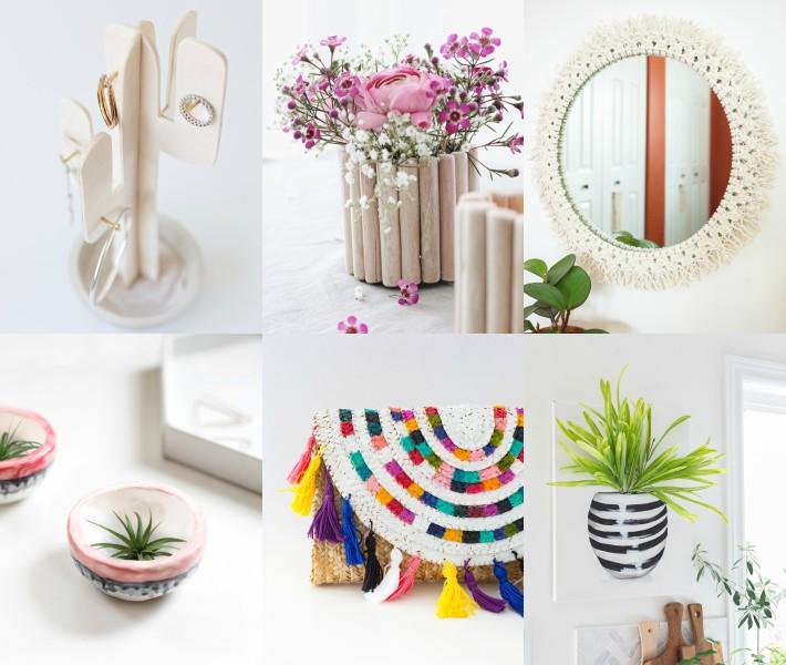 6 regalos handmade para el Día de la Madre