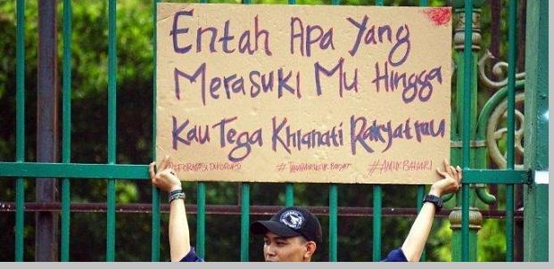 Poster - poster lucu demo mahasiswa terbaru - pustakapengetahuan.com