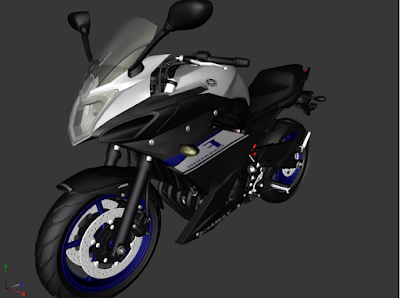Yamaha XJ6F 2012 DIVERSION 1