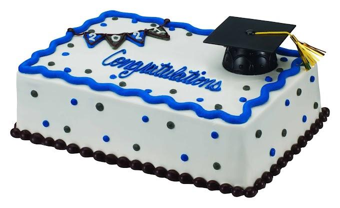 School Spirit Cake
