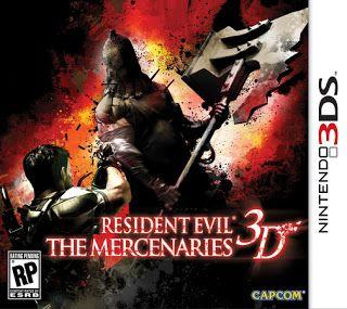 Rom Resident Evil The Mercenaries 3D 3DS