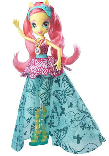 Legends of Everfree Doll Fluttershy