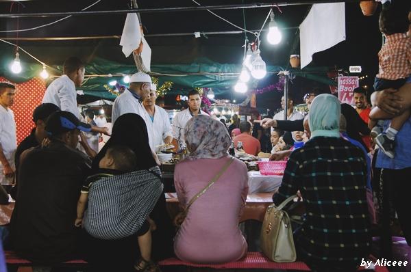 cina-traditionala-Djemaa-el Fna-Marrakech