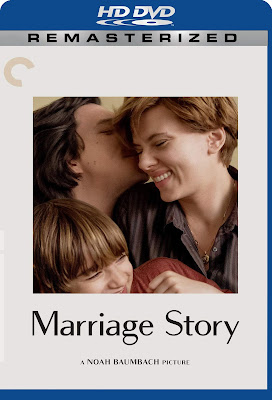 Marriage Story [2019] [DVDBD R1] [Latino]