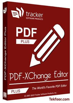 افضل 09 برامج pdf للكمبيوتر لسنة 2020 برنامج PDF-XChange Editor