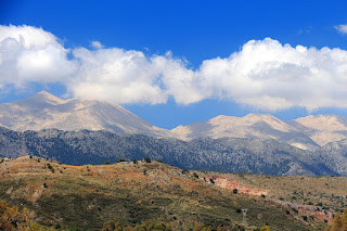 Góry Białe, Kreta