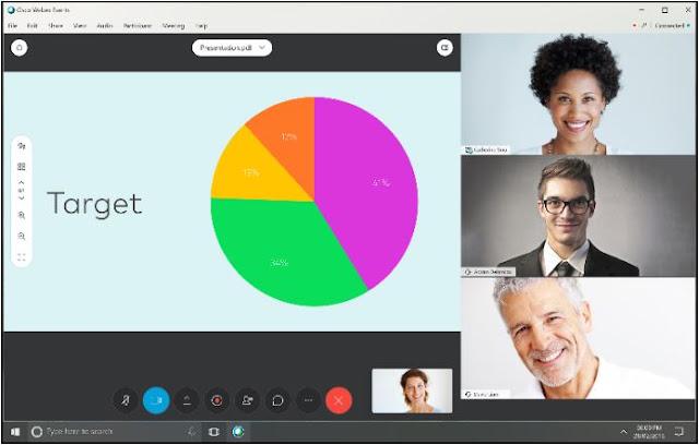 تحميل, برنامج, أجتماعات, الفيديو, أونلاين, Cisco ,Webex ,Meetings, أحدث, إصدار