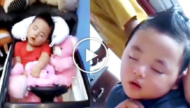 Heboh Video Bocah Tidur Selama Setahun, Keluarga Ungkap Penyakit Aneh Hingga Berobat ke Ningsih Tinampi