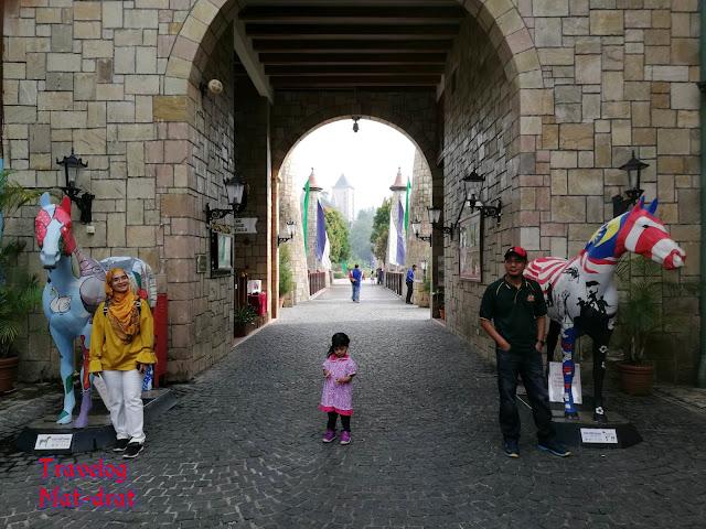 Percutian Colmar Tropicale Bukit Tinggi Tempat menarik