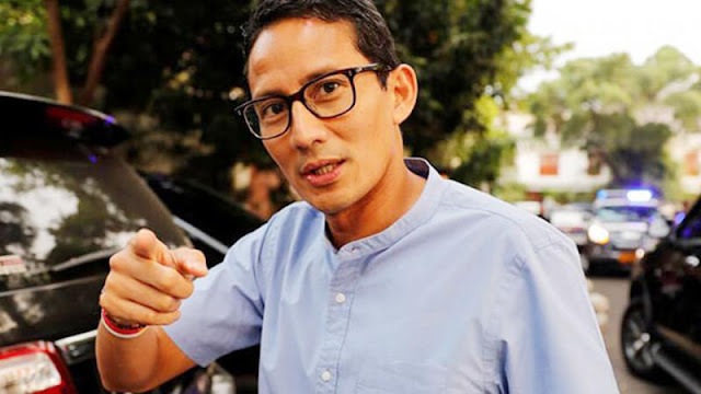 Sentil Sri Mulyani `Hina` Jokowi. Sandi: Itu Bosnya Loh yang Ngomong