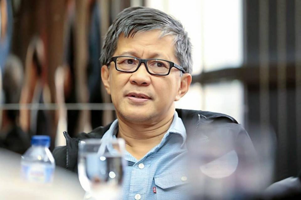 Komentari Pembubaran FPI, Rocky Gerung: Konstruksi Hukumnya Enggak Jelas, Memang Sengaja Dicari-cari Aja