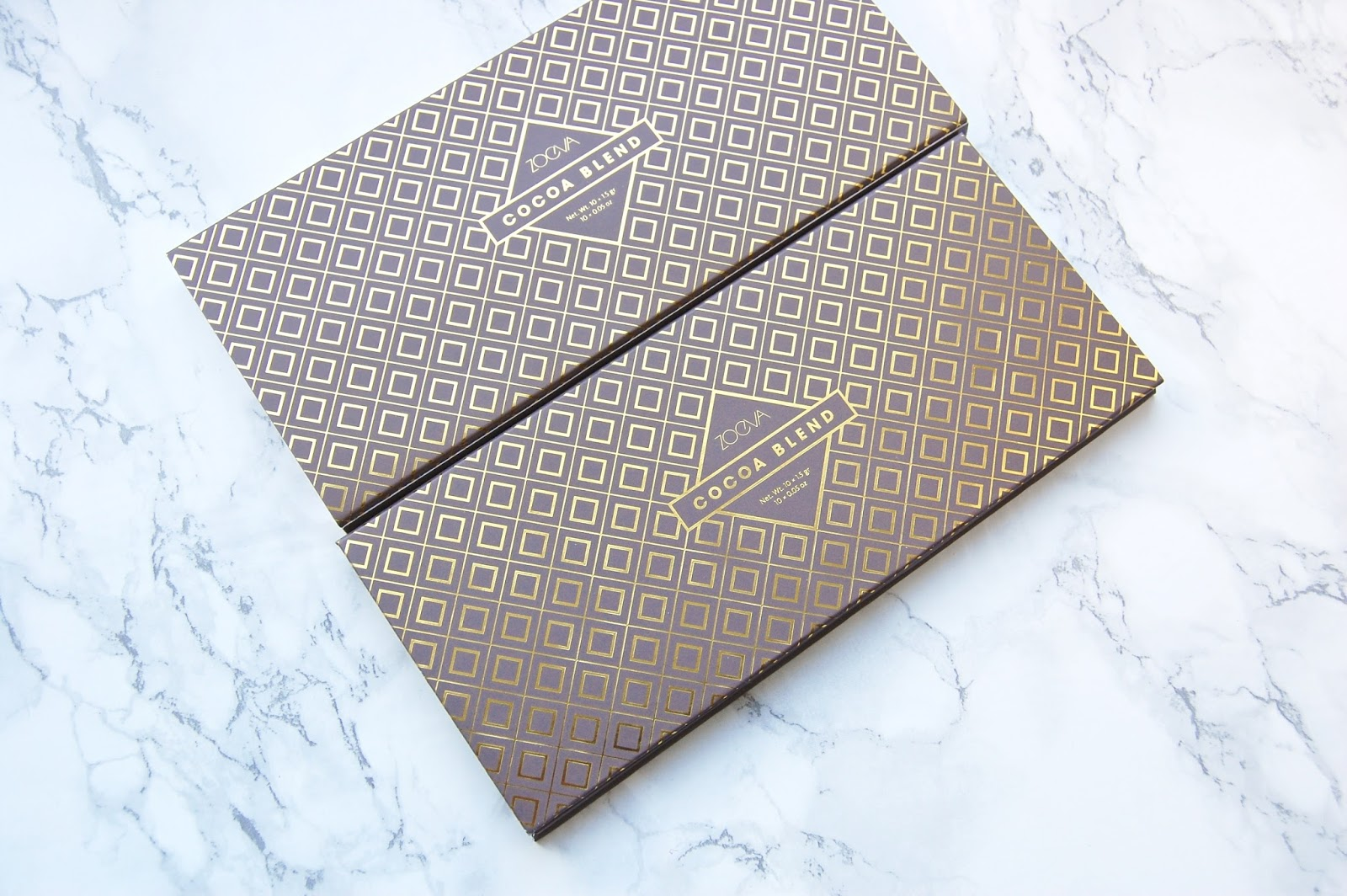 Read my Zoeva Cocoa Blend palette review here