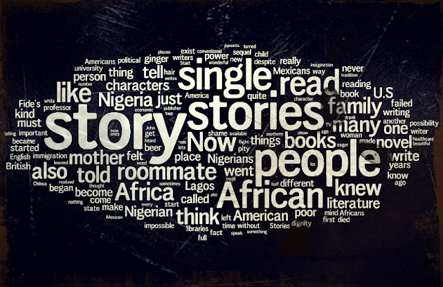 single story, single story of africans, chimamanda adichie
