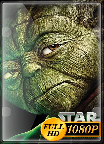Pelicula La Guerra de las Galaxias. Episodio 2: El Ataque de los Clones (2002) FULL HD 1080P LATINO/INGLES Online imagen