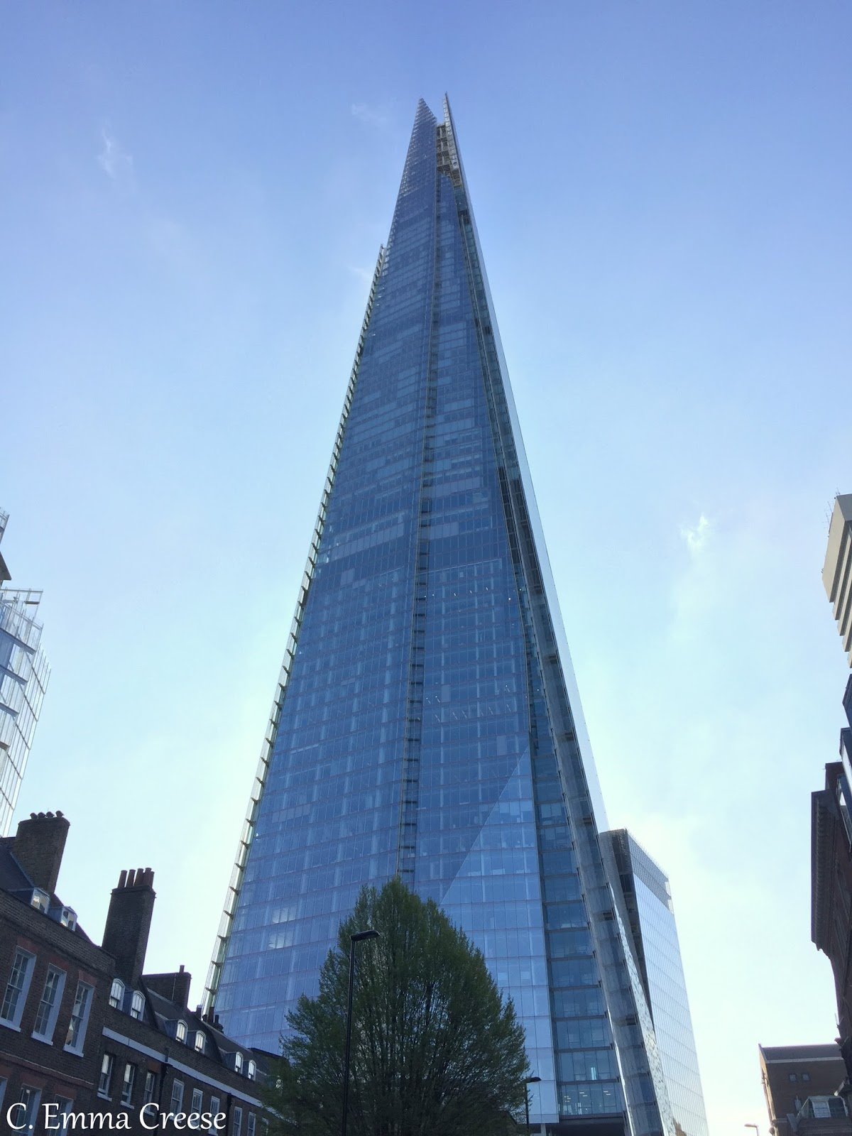 Best London view brunch Aqua Shard Adventures of a London Kiwi