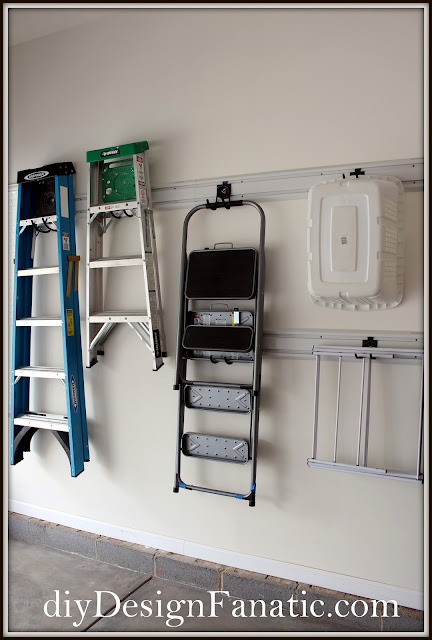 Garage , Garage Organization , Organization, Organize, Cottage, Cottage Style, Farmhouse Style, Lowes