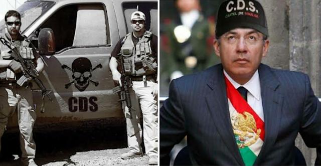 El hijo de El Mayo Zambada dice que Felipe Calderón se reunía con ellos y utilizo a la policía Federal como brazo armado del Cártel de Sinaloa
