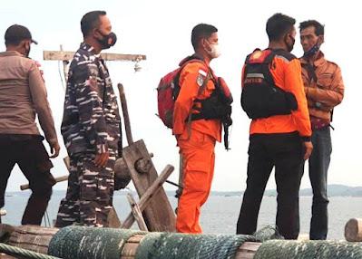 Terseret Jangkar dari Kelong di Perairan Bintan, Korban Belum Juga Ditemukan