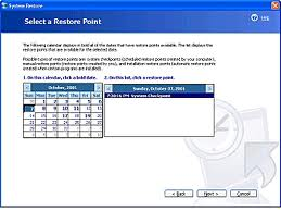 cara buat restore point windows