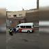 Conductor de combi agrede a inspectores de transporte de la Municipalidad de Trujillo