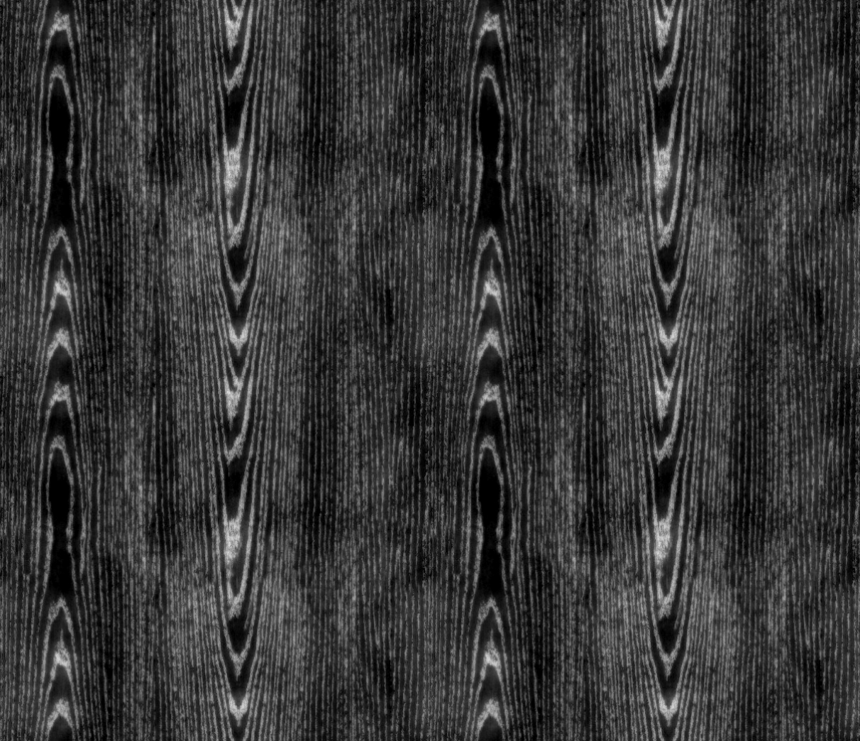 Seamless Black Fine Wood Texture With Maps Texturise