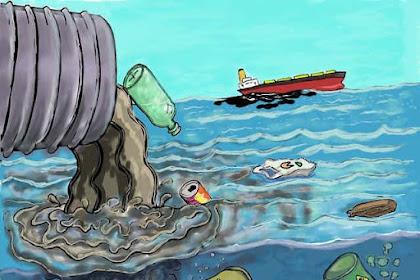 5 Jenis Hewan Laut yang sangat terdampak akibat Sampah Plastik