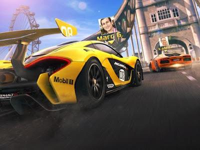 تنزيل لعبة سباق السيارت asphalt 8 اخر اصدار 2020