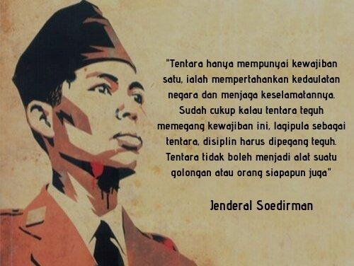 Wallpaper ucapan dirgahayu TNI ke-75 tahun 2020 terbaru