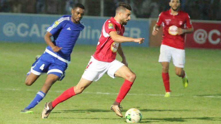 الكاف يؤكد إقامة مباراة الهلال السوداني والنجم الساحلي في موعدها بالقاهرة