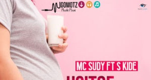 Audio   Mc Sudy ft S Kide - Usitoe Mimba