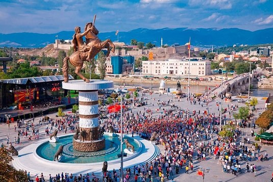 More than half of young people want to leave North Macedonia, a survey concludes