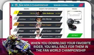 Game MotoGP Race Championship Quest V1.9 Apk